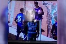 TFF 1. Lig'de skandal görüntü