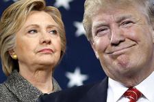 ABD seçim anketi sonuçları Clinton mı Trump mı ilk kez oldu