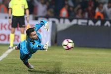 Bursaspor kaleyi gole kapadı