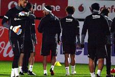Beşiktaş'ta rota Benfica