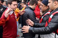 Derbi öncesi Kadıköy'de yoğun güvenlik önlemleri