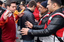 Kadıköy'de yoğun güvenlik önlemleri