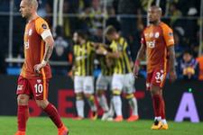 Galatasaray düşüşünü devam ettirdi