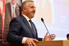 Bakan Arslan'dan referandum talimatı