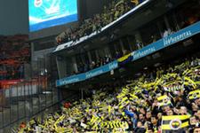 F.Bahçeliler'den Galatasaray'a FETÖ'cü tezahüratı