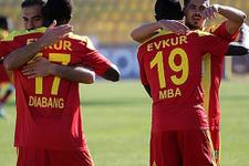 Yeni Malatyaspor liderliğini sürdürdü