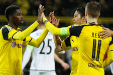 Şampiyonlar Ligi tarihinin en gollü maçı
