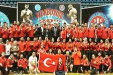 Milli kick boksçulardan 22 madalya