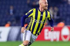 Fenerbahçe'de Miroslav Stoch sevinci