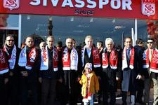 Sivasspor Store açılışı yapıldı