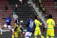 Büyükşehir Gaziantepspor hasreti bitirdi!