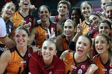 Sultanlar derbisini Galatasaray kazandı