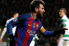 Barcelona mağlubiyetten kurtuldu!