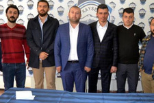 Erciyesspor'da şok gelişme