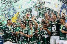 Palmeiras 1 hafta kala şampiyon