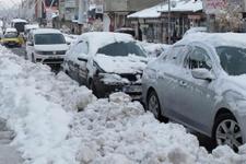 Bursa hava durumu yarın kar geliyor!