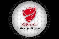 Türkiye Kupası'nda günün sonuçları