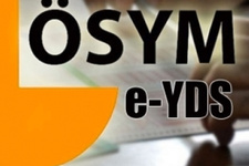 e-YDS başvuruları başladı tarihe dikkat!