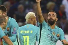 Şampiyonlar Ligi'nin gol makinesi Barça