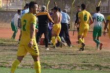 Bölgesel Amatör Lig'deki feci dayak maç erteletti