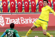 Şanlıurfaspor'dan 4 gollü başlangıç