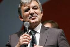 Abdullah Gül'den yeni parti iddiasına cevap!