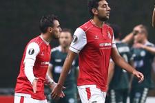 Braga Atiker Konyaspor maçı fotoğrafları