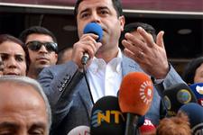 HDP'ye baskın! Demirtaş ve Yüksekdağ'a gözaltı