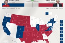 ABD seçim sonuçları başkanlığı kim kazandı?