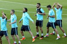 Milli Takımı'nda Kosova maçı hazırlıkları