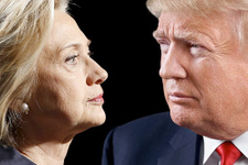 Clinton bekleneni yaptı Trump açıkladı