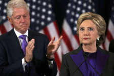 Clinton'dan yenilgi sonrası ilk açıklama
