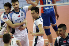 Arkas Spor Galatasaray'ı devirdi