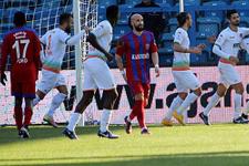 Kardemir Karabükspor-Aytemiz Alanyaspor maçının sonucu