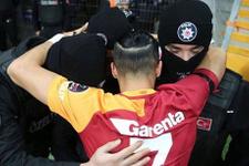 Galatasaray'da maçın yıldızı o anları anlattı