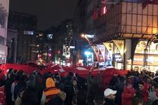 Fenerbahçe Galatasaray Beşiktaş! Acının rengi yok!