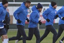 Antalyaspor'da Bursaspor mesaisi başladı