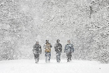 Bu  illerde okullara kar tatili var! 15 aralık kar tatili