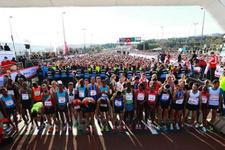 Vodafone İstanbul Yarı Maratonu en iyiler arasında