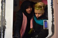 Türkiye tahliye edilen siviller için devrede