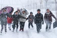 Ankara'da okullar tatil mi hava durumu saatli tahmin