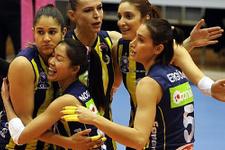 Fenerbahçe  Seramiksan'a geçit vermedi