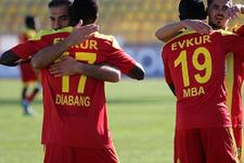 Malatya'daki maçta kazanan yok