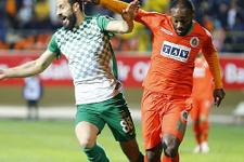 Aytemiz Alanyaspor Akhisar Belediyespor maçı sonucu ve özeti