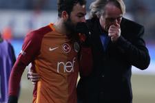 Galatasaray hocasından Osmanlıspor'a sitem