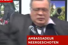 Ankara'da Rus büyükelçiye suikast!