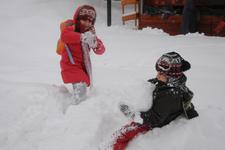 Kayseri hava durumu kar bastırdı