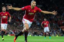 Bol mizahlı Zlatan Ibrahimovic ve Lingard'ın gol sevinci