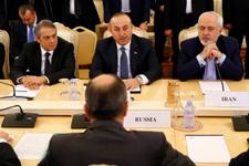 Türkiye Rusya ve İran'dan ortak Suriye kararı!