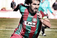 Amedsporlu futbolcu hayatını kaybetti